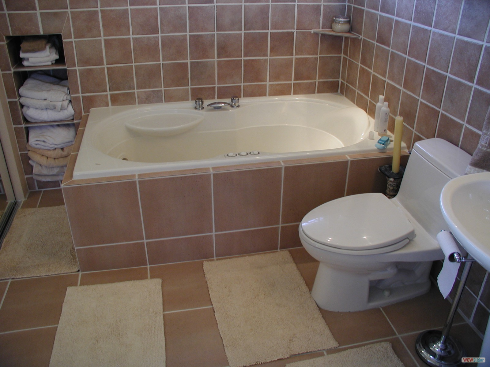 BATHROOM REMODEL - Tub & Tile