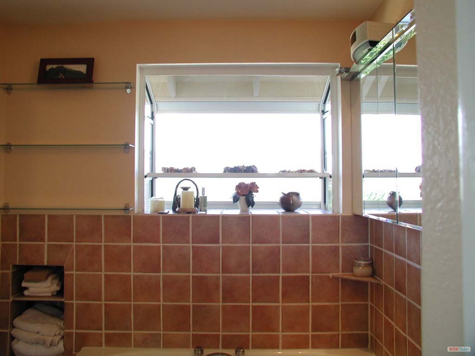 BATHROOM REMODEL - Window